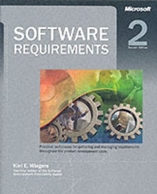 Software Requirements, Second Edition Karl E. Wiegers 9780735618794
