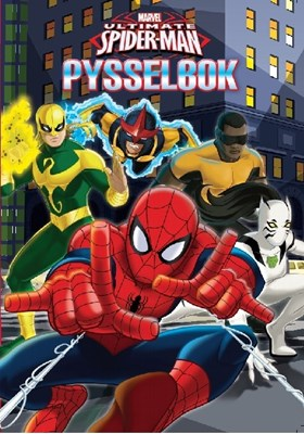 Marvel Spiderman. Pysselbok  9788771860542