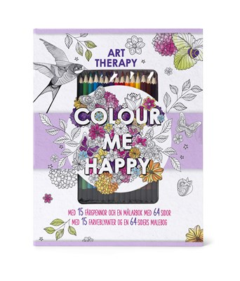 Colour Me Happy  9788771313994