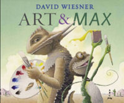 Art & Max David Wiesner 9788779161207