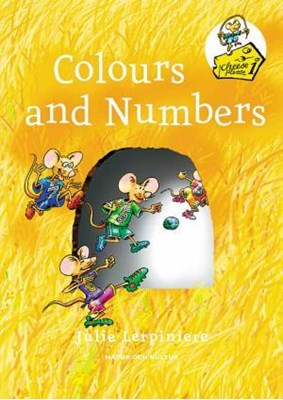Colours and numbers Julie Lerpiniere 9789127664357
