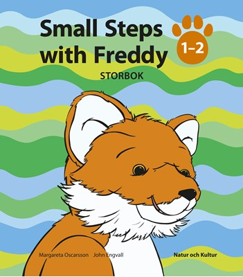 Small steps with Freddy. 1-2, Storbok  9789127664050
