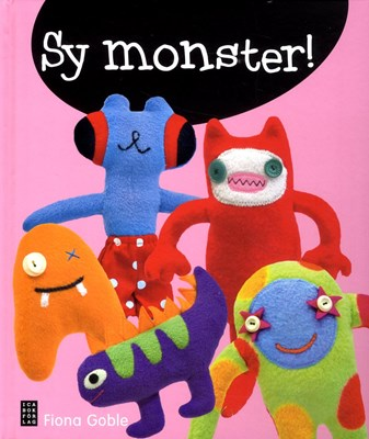 Sy monster! Fiona Goble 9789153435471