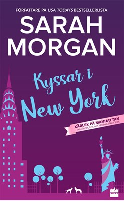 Kyssar i New York Sarah Morgan 9789150941487
