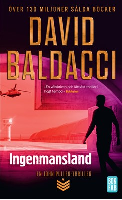 Ingenmansland David Baldacci 9789176299920