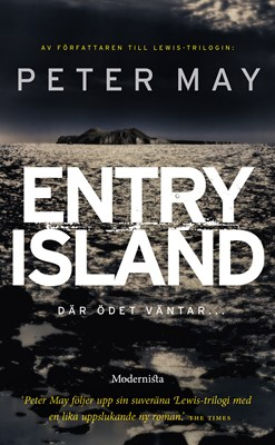 Entry Island Peter May 9789177011644
