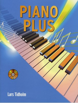 Piano Plus Lars Tidholm 9789185575640