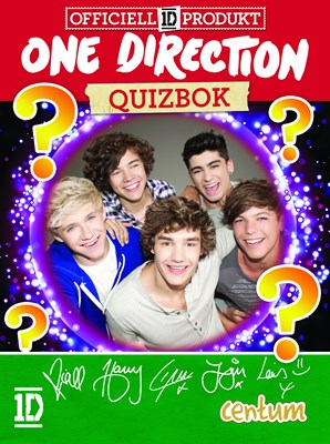 One Direction : quizbok  9789186911010