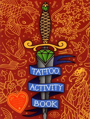 Tattoo activity book  9789185639649