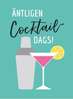 Äntligen cocktaildags!  9789177836438