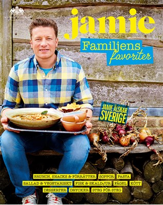 Jamie : familjens favoriter Jamie Oliver 9789186623593