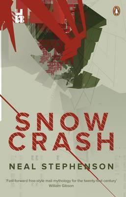 Snow Crash Neal Stephenson 9780241953181
