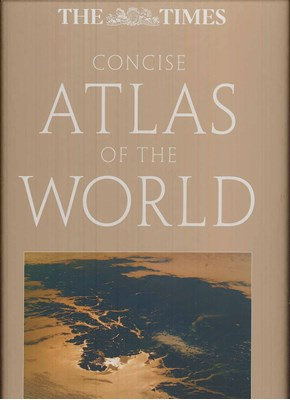 Times Concise Atlas of the World  9780007311996