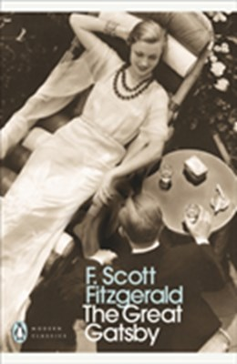 Great gatsby F. Scott Fitzgerald, Scott Fitzgerald 9780141182636