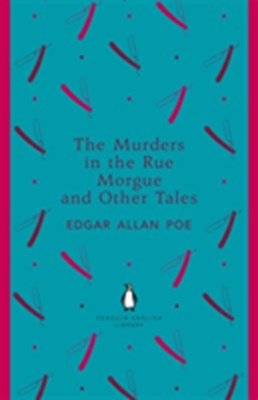 Murders in the rue morgue and other tales Edgar Allan Poe 9780141198972