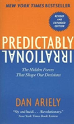 Predictably Irrational Dan Ariely 9780062018205