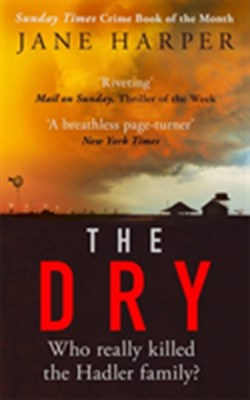 The Dry Jane Harper 9780349142111