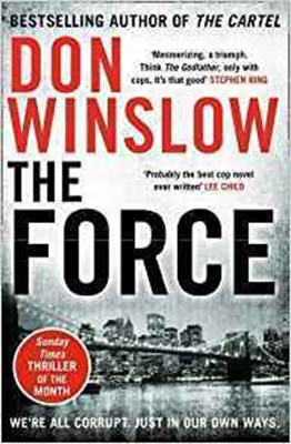 The Force Don Winslow 9780008280055