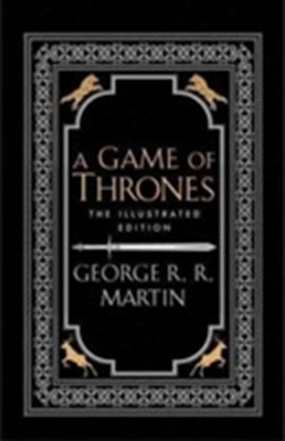 A Game of Thrones - The 20th Anniversary Illustrated edition George R. R. Martin 9780008209100