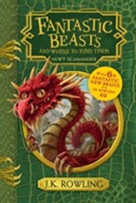Fantastic Beasts & Where to Find Them J. K. Rowling 9781408880715