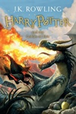Harry Potter And the Goblet of Fire J. K. Rowling 9781408855928