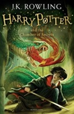 Harry Potter And the Chamber of Secrets J. K. Rowling 9781408855904
