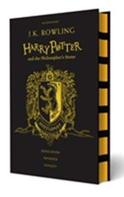 Harry Potter and the Philosopher's Stone - Hufflepuff Edition J.K. Rowling 9781408883808