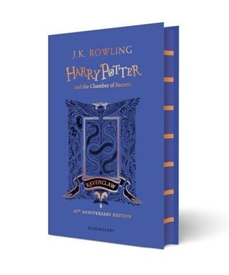 Harry Potter and the Chamber of Secrets - Ravenclaw Edition J.K. Rowling 9781408898130