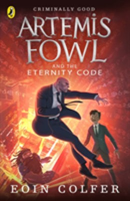 Artemis Fowl and the Eternity Code Eoin Colfer 9780141339115