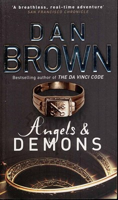 Angels and Demons (Robert Langdon Book 1) Dan Brown 9780552161268