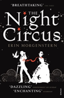 The Night Circus Erin Morgenstern 9780099570295