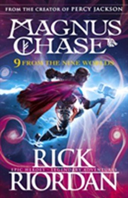 9 From the Nine Worlds Rick Riordan 9780241359433