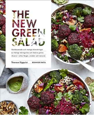 The new green salad Therese Elgquist 9789174249743