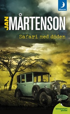 Safari med döden Jan Mårtenson 9789175031002