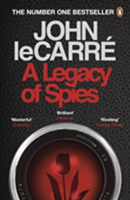 A Legacy of Spies John le Carré 9780241981610