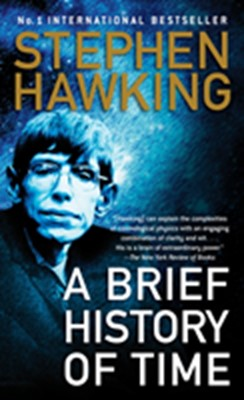 A Brief History of Time Stephen Hawking 9780553173253