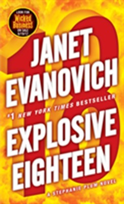 Explosive Eighteen Janet Evanovich 9780345527738