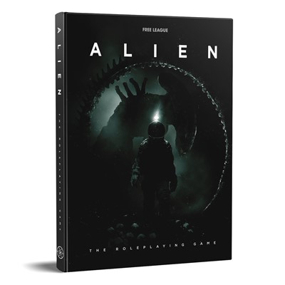Alien : the roleplaying game  9789188805553