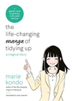 Life-Changing Manga of Tidying Up Marie Kondo 9781529028355