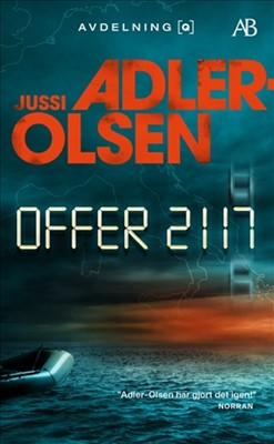 Offer 2117 Jussi Adler-Olsen 9789100184711