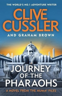 Journey of the Pharaohs Clive Cussler 9780241386880