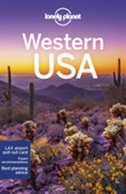 Western USA LP Lonely Planet 9781787016880