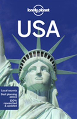 USA LP Lonely Planet 9781787017870