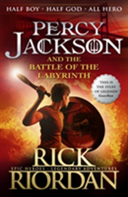 Percy Jackson and the Battle of the Labyrinth Rick Riordan 9780141346830