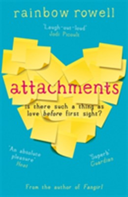 Attachments Rainbow Rowell 9781409195795