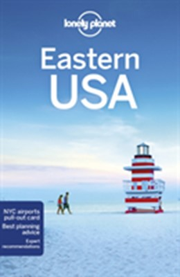 Eastern USA LP Lonely Planet 9781787018242
