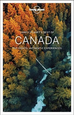 Best of Canada LP Lonely Planet 9781787014046
