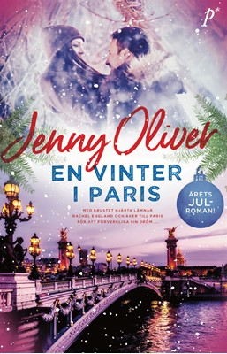 En vinter i Paris Jenny Oliver 9789177711186