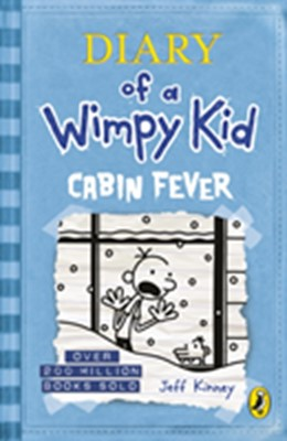 Diary of a wimpy kid: Cabin Fever Jeff Kinney 9780141343006
